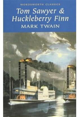 Tom Sawyer and Huckleberry Finn - Mark Twain