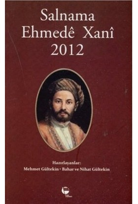 Salnama Ehmede Xani 2012