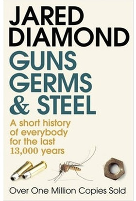 Guns Germs and Steel - Jared Diamond