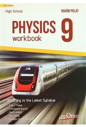High School Physics 9 Workbook