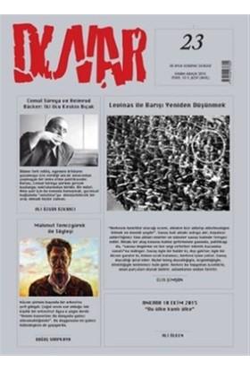 Duvar Dergisi Sayı : 23 Kasım-Aralık 2015