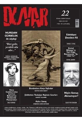 Duvar Dergisi Sayı: 22 Eylül-Ekim 2015
