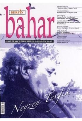 Berfin Bahar Aylık Kültür, Sanat ve Edebiyat Dergisi Sayı : 143