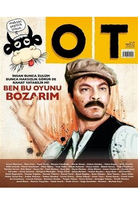 Ot Dergisi Sayı : 39 Mayıs 2016
