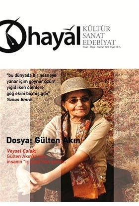 Hayal Kültür Sanat Edebiyat Dergisi Sayı: 57 (Nisan-Mayıs-Haziran) 2016