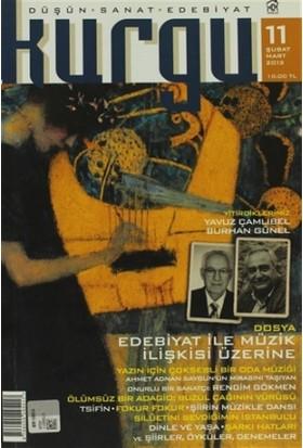Kurgu Düşün - Sanat - Edebiyat Dergisi Sayı: 11