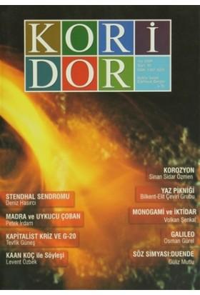 Koridor Kültür Sanat Edebiyat Dergisi Sayı: 10