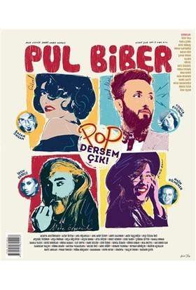 Pul Biber Dergisi Sayı : 7 Nisan 2016
