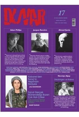 Duvar Dergisi Sayı: 17 / Kasım - Aralık 2014