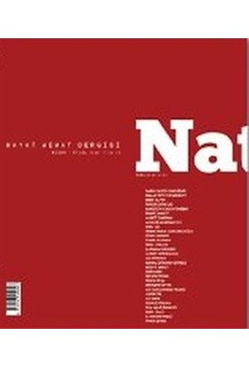 Natama Hayat Memat Dergisi 2016 (Nisan - Eylül)