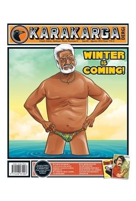 Kara Karga Dergisi Sayı : 5 - Ağustos 2016
