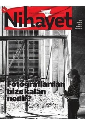 Nihayet Aylık Dergi Sayı: 20 Ağustos 2016