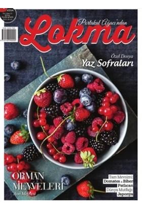 Lokma Aylık Yemek Dergisi Sayı: 21 Ağustos 2016