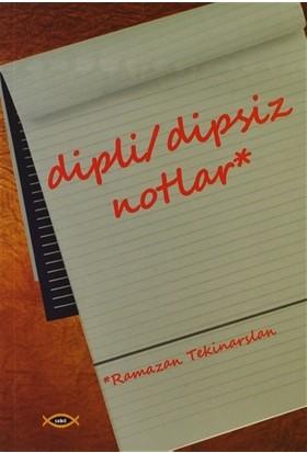 Dipli/Dipsiz Notlar