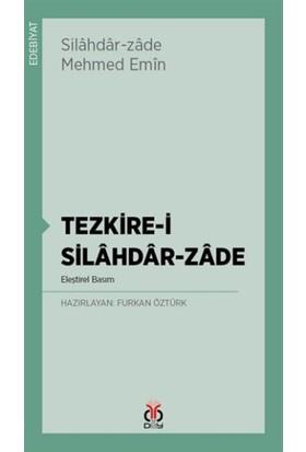 Tezkire-i Silahdar-Zade
