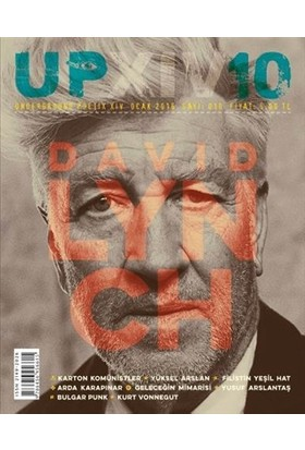 UP XIV / Underground Poetix XIV Dergisi Sayı : 10 / Ocak 2016