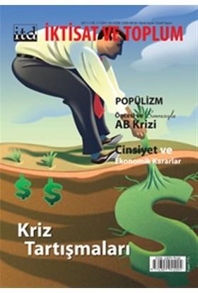 İktisat ve Toplum Dergisi Sayı: 10