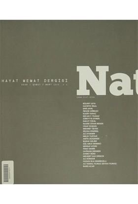Natama Hayat Memat Dergisi Sayı: 1 Ocak - Şubat - Mart 2013