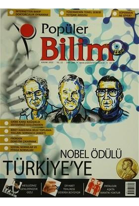 Popüler Bilim Dergisi Sayı: 244