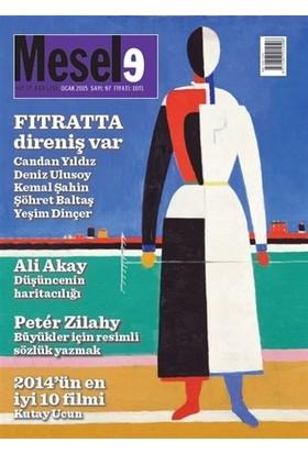Mesele Kitap Dergisi Sayı: 97