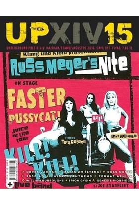 UP XIV / Underground Poetix XIV Dergisi Sayı :15 / Haziran 2016