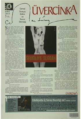 Üvercinka Dergisi Sayı: 4 - Şubat 2015