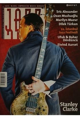 Jazz Blues Emprovize Müzik Dergisi Sayı: 78 / Nisan-Mayıs-Haziran 2015