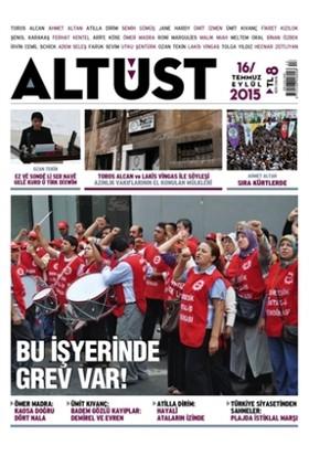 Altüst Dergisi Sayı: 16