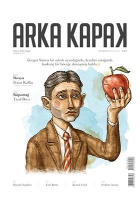 Arka Kapak Dergisi Sayı : 10 Temmuz 2016 (Defter Hediyeli)