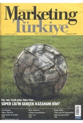 Marketing Türkiye Dergisi Sayı: 245