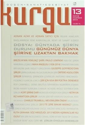 Kurgu Düşün - Sanat - Edebiyat Dergisi Sayı: 13