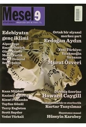 Mesele Kitap Dergisi Sayı: 96