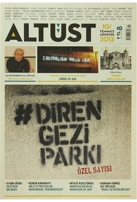 Altüst Dergisi Sayı: 10