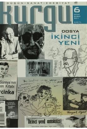 Kurgu Düşün - Sanat - Edebiyat Dergisi Sayı: 6