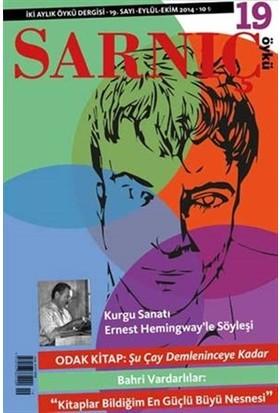 Sarnıç Öykü Dergisi Sayı: 19 Eylül - Ekim 2014