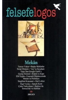 Felsefelogos Sayı: 50 2013/3
