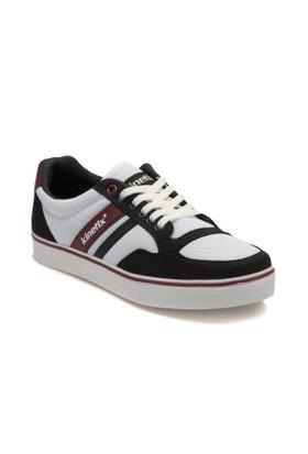Kinetix A1287227 Beyaz Lacivert Kırmızı Erkek Çocuk Sneaker