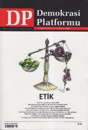 Etik - Demokrasi Platformu Sayı: 19 - 20