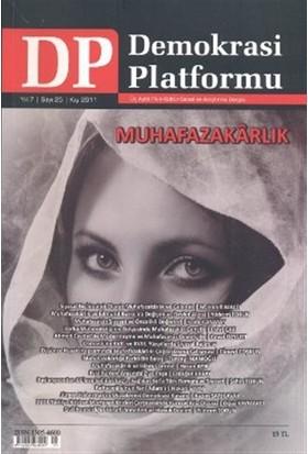 Muhafazakarlık - Demokrasi Platformu Sayı: 25