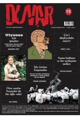 Duvar Dergisi Sayı: 15 / Temmuz-Ağustos 2014