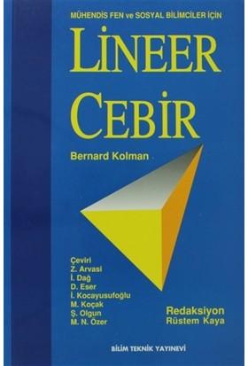 Lineer Cebir - Bernard Kolman
