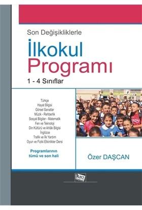 Son Değişikliklerle İlkokul Programı 1-4 Sınıflar