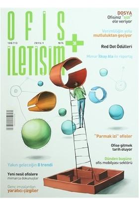 Ofis İletişim Dergisi Sayı : 36 2015/1