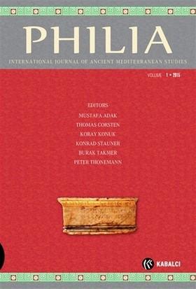 Philia : Volume 1 2015