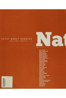 Natama Hayat Memat Dergisi Sayı: 8 Ekim - Kasım - Aralık 2014