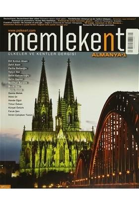 Memlekent Ülkeler ve Kentler Dergisi Sayı : 16 Almanya - 1