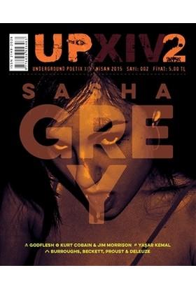 UP XIV / Underground Poetix XIV Dergisi Sayı : 2 / Nisan 2015