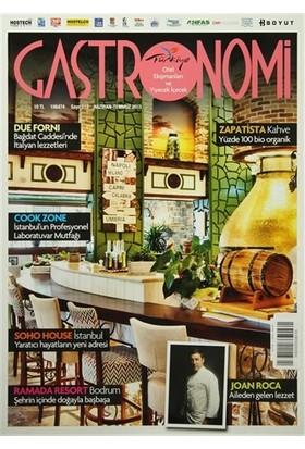 Gastronomi Dergisi Sayı: 112 Haziran-Temmuz 2015