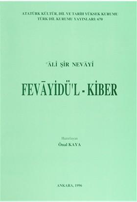Fevayidü'l-Kiber