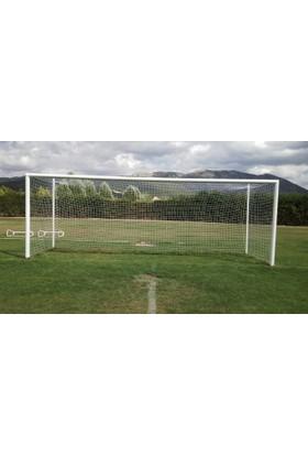 As100 Nizami Futbol Kale Ağı Naylon Beyaz